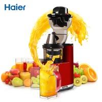 Haier/海尔 HYZ-T6A原汁机 低速压榨 大口径家用多功能电动榨汁机
