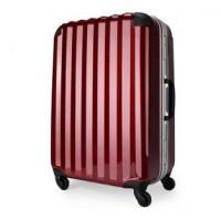 银座铝框拉杆箱登机箱旅行箱行李箱万向轮学生箱包男20寸24寸包邮
