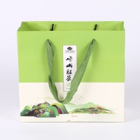 【厂家生产】白卡纸手提袋创意彩印茶叶袋