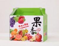 果色甜香 年货礼盒 坚果箱 干果礼盒批发定做 通用礼品盒大礼包