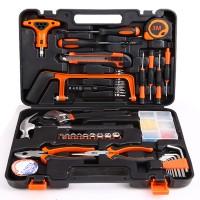 科麦斯高档工具箱家用五金手动工具电木工组合套装 德国工具套装