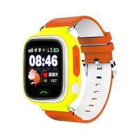 香山儿童定位智能手表可插卡打电话手表学生手环GPS防水运动手表