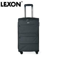 正品法国乐上LEXON男女式22寸万向四轮拉杆箱旅行包箱包-LN1809