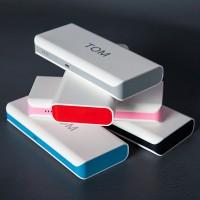 超薄聚合物移动电源20000毫安通用型充电宝厂家直销logo礼品定制