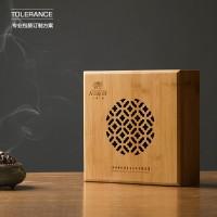 高档镂空茶叶包装盒定做 茶叶礼品盒定制 红茶礼品盒订做 茶礼盒