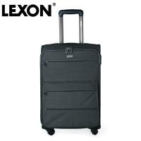 正品法国乐上LEXON男女24寸拉杆箱四轮旅行箱商务包-LN1810