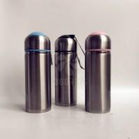 2015新款COCO不锈钢保温杯 新型吊带保温直杯 礼品定制批发