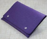 苹果笔记本电脑包11/13/15寸可定做联想联想14寸羊毛毡内胆包