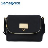 Samsonite/新秀丽AA2*003斜挎包 韩版红标单肩包 专柜同款手拿包