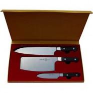 厨房刀具用品套装 不锈钢刀具套装 高档5铬15钼钒钢刀