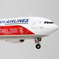 JC Wings 1:200土耳其航空 空客A330-300飞机模型合金客机成品