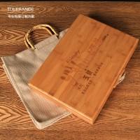 定制  玉树礼盒定做石斛礼盒定做竹盒定制实木礼盒手提袋制作提盒定做