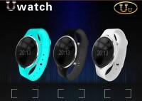 UWATCH生活防水智能手表语言声控蓝牙手表穿戴设备可定制LOGO