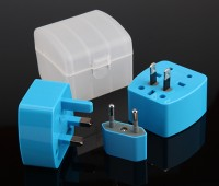 全球通用 万能 双子座组合旅行转换插座,多功能转换插座200