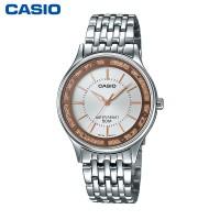 卡西欧LTH-1054时尚指针女士手表正品防水石英表简约女腕表