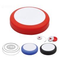 硅胶圆盒耳塞耳机 公司展会促销礼品 商务广告创意礼品 定制logo