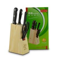 套装刀具 阳江全套厨房菜刀 组合礼品厨具含刀具 切片刀批发logo
