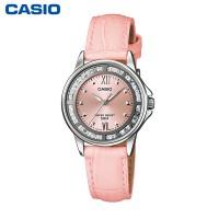 卡西欧正品休闲时尚优雅女士手表LTP-1391D/L钢带防水石英女表