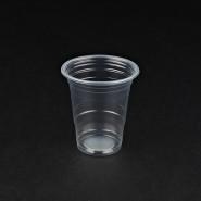 厂家批发380ml冷热两用塑料杯、绿豆沙冰杯、PP塑料杯 5万只起订