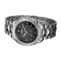 依波表经典商务不锈钢带手表防水自动机械表正品男表 1038