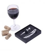 纸盒葡萄酒红酒开瓶器套装开酒器开瓶器套件酒起子起瓶器酒具套装