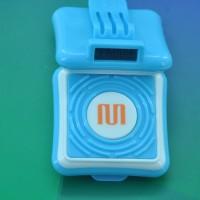 新款单功能电子计步器 万步记计数 器 老人健身运动