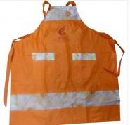 大双层雪柯+挂网双层(拼接布料)围裙单色印,定做围裙,厂家直销