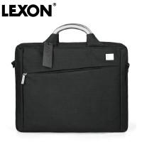 正品法国乐上 lexon 高品质男女士13寸单肩手提电脑包-LN825