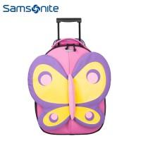 2015 专柜正品 新秀丽samsonite儿童 蝴蝶拉杆箱 U22 登机箱