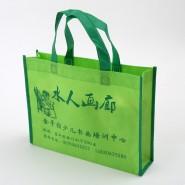 直销订制纯色手提广告无纺布袋 环保购物礼品提单方便袋 印字