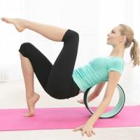 达摩瑜伽轮滚棒后弯神器瑜珈辅助轮yoga普拉提圈减肥神器瑜伽圈环