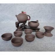 玲珑紫砂茶具10头紫砂 会议商务活动礼品