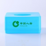 厂家直销 塑料纸巾盒 广告纸巾盒 促销纸巾筒 环保纸巾筒批发