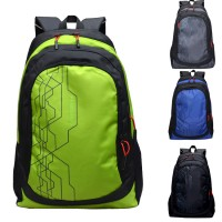 定做印logo广告双肩书包大容量运动企业定制订做休闲背包旅行