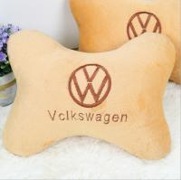 汽车头枕护颈枕  车枕头靠枕颈枕 车饰 车用卡通头枕  定制logo