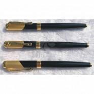 订制金属签字笔A084 激光印刷 礼品批发 订做LOGO
