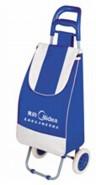 便携折叠购物车 老人买菜车拉杆车 促销礼品购物车拉杆休闲购物车