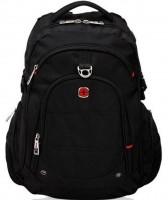 正品瑞士军刀双肩包14寸15.6寸电脑包笔记本包书包旅行包男女潮包