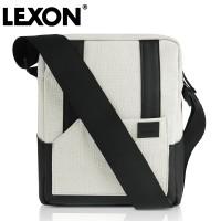 法国乐上LEXON简约直立式平板电脑侧背包Ipad包新款-LN181