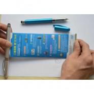 2015热销 厂家直销订制拉画笔电容拉画笔系列MX-2017印刷礼品批发