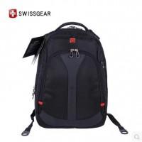 正品瑞士军刀电脑包双肩包韩版潮旅行男士女士背包休闲包