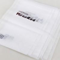 供应(单条毛巾)精品毛巾包装袋、MONORED包装袋长265 宽18cm
