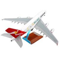 JC Wings 澳洲航空A380 1:200合金飞机模型客机摆件成品