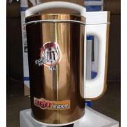 最新款866双层保温豆浆机 底盘加热 自动清洗 批发可印制logo