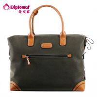diplomat/外交官2016年春季新品 DL-1611E 手提 斜挎旅行袋