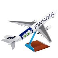 JC Wings  芬兰航空 A330-300  1:200客机模型飞机合金摆件成品