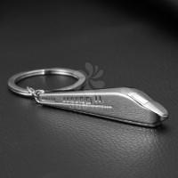 立体火车头造型钥匙扣实用小礼品订制企业logo
