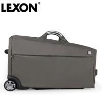 正品法国乐上LEXON男女20寸时尚拉杆箱登机旅行箱-LN347