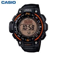 卡西欧户外运动男士手表防水电子表SGW-1000-1A/SGW-1000B-4A