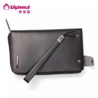 diplomat/外交官时尚钱包 男士商务皮夹DL-1135-1